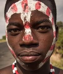 Banna Tribe (Rod Waddington) Tags: africa african afrika afrique ethiopia ethiopian ethnic etiopia ethnicity ethiopie etiopian thiopien omovalley omo river banna tribe traditional tribal culture portrait people outdoor