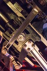 Illuminating York 2016 at the National Railway Museum - 12 (nican45) Tags: 1770 1770mm 1770mmf284dcmacro 2016 28october2016 28102016 canon dslr duchessofhamilton eos70d illuminatingyork nrm nationalrailwaymuseum october slr sigma york yorkshire engine engineering light locomotive streamlined