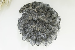 DUI_8262r (crobart) Tags: world treads festival oakville cloth fabric fibre textile art artwork