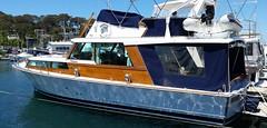 20161102_123636 Cumana. (Boat bloke) Tags: rmyctimberboatfestival rmyc timber boat festival classic yacht show coast waterfront newport pittwater sydney australia water wharf jetty marina samsung galaxy s4