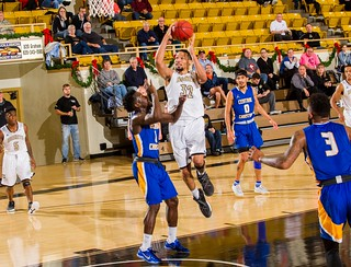 Men's Basketball Vs Central Christian College - November 29, 2016