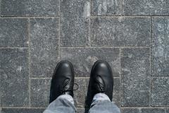 Here I Stand - Amsterdam Edition (photosam) Tags: amsterdam noordholland netherlands fujifilm xe1 fujifilmx prime raw lightroom xf35mm114r xf35mmf14r feet shoes me holiday travel theme