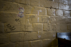 HM Prison Reading (True British Metal) Tags: reading prison hm hmp berkshire yoi institution youngoffenders art project inmates prisoners derelict abandoned decay decayed urbex urban exploration ue chapel hall bed beds fresh exhibition