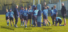 Mock Exam Idea 1 (along1517p) Tags: rugby sport grass green numbers teamwork team game competitive league ball