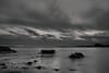 Cabo de las Huertas ( 2 ) (Peter Vicent) Tags: canon700d canon cabodelashuertas longexposure largaexposición landscape monochrome bnw blancoynegro blackandwhite nature sea mar alicante