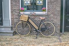 IMG_9588 (digitalarch) Tags: netherlands zaanse schans zaanseschans    bicycle