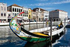 Aveiro (cvielba) Tags: aveiro barco canal centrohistorico portugal
