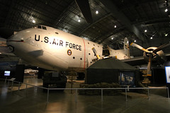 National Museum of the US Air Force (lukedrich_photography) Tags: ohio eastern buckeyestate buckeye us usa birthplaceofaviation unitedstates unitedstatesofamerica america الولاياتالمتحدة vereinigtestaaten アメリカ合衆国 美国 미국 estadosunidos étatsunis northamerica 代頓 डेटन デイトン 데이턴 дейтон دايتون dayton military militaire 军事 военных history culture canon t6i indoor inside national museum air force airforce usaf display airplane vehicle aircraft douglas c124 globemasterii globemaster cargo propeller rotar airlift koreanwar transport oldshakey 521066 0135