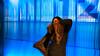 Performance by ... Soraya (johann walter bantz) Tags: fèminine modernart light artofvisual blue perspectives performance soraya beaty fashion