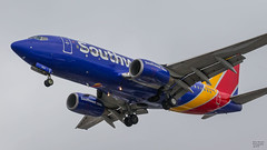 Southwest N924WN (Brian Stewart Photography) Tags: chicago midway airport airliner plane southwest