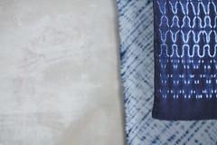 Hotwalls Studios Portsmouth (Claire_Sambrook) Tags: hotwallsstudios portsmouth creative studios craft makers alexhagen refold indigo dye shibori fabric textiles