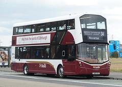 Lothian Buses SA15 VUV - Leith (Neil Pulling) Tags: uk edinburgh forth leith scotland lothianbusessa15vuv lothianbuses sa15vuv bus