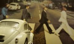Move Along McCartney (Ben Wightman) Tags: macromonday vwbeetle beatles beetlebeatles