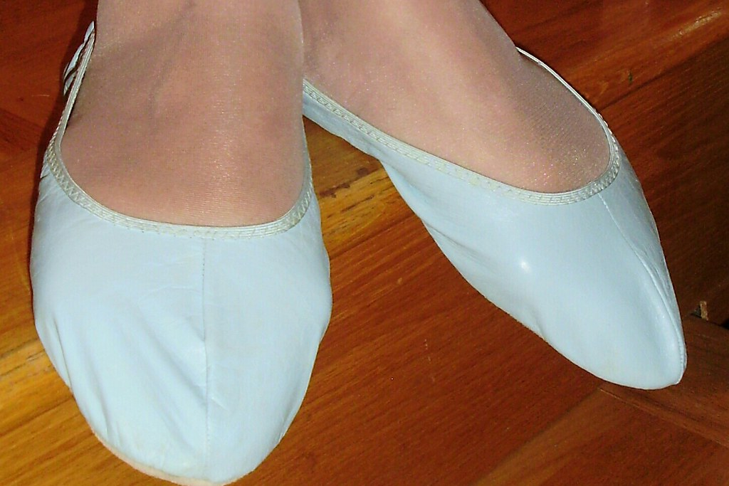 Ballet Slipper Fetish 13