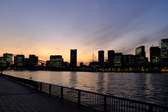 Tokyo (Minami45) Tags: x100t fujifilm japan tokyo change tokyotower magichour
