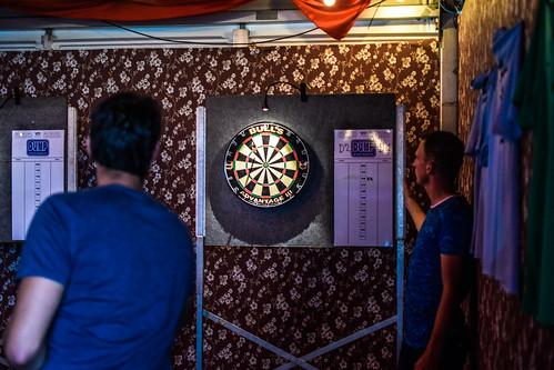 Jeu de Bullseye (6)