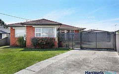 15 Katrina Cr, Cabramatta West NSW