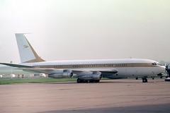 N790FA Boeing 707-138B (pslg05896) Tags: n790fa boeing707 lbg lfpb paris lebourget