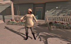 #785 (AddisonLynnRose Residnet) Tags: second life sl virtual photography home decor fashion furtacor catwa insol uber maitreya verocity poses sass twe12ve dust bunny roost the frozen fair