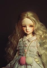 This is Primrose  (Kinestea) Tags: dim doll mind dollmore bjd bjds kid girl msd