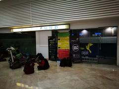 VAT Refund counter (A. Wee) Tags: jakarta 雅加达 indonesia 印尼 cgk soekarnohatta airport 机场 terminal2 vatrefund