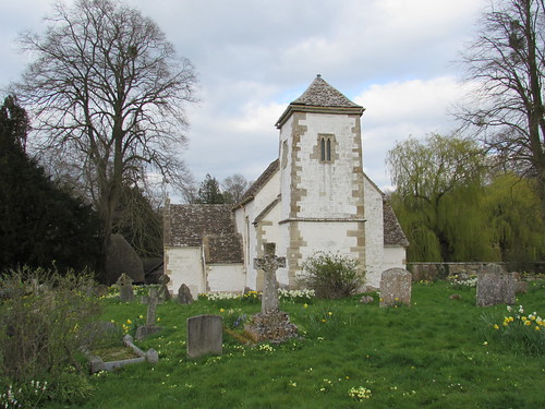 Compton Beauchamp: Church of St Swithun (Oxfordshire)