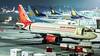 Air India Airbus A319 VT-SCL Mumbai (VABB/BOM) (Aiel) Tags: airindia airbus a319 vtscl mumbai bombay canon60d canon24105lis night noflash ramp jetairways