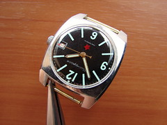 Vostok Komandirskie Chistopol Red Star (Black) (JojaOnline - ) Tags: soviet vostok redstar komandirskie chistopol