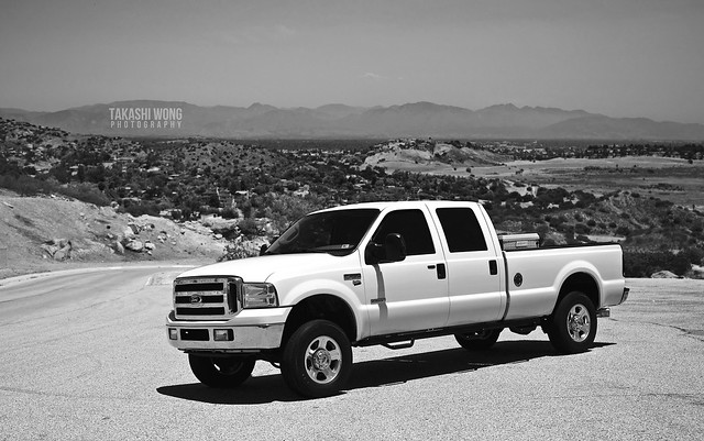 ford lariat f350 bankssystem