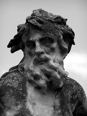 Portrait Of Stone Aquarius (Kojotisko) Tags: cc creativecommons bigmomma a3b friendlychallenges