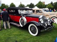 1929 Sterns Knight Model J Phaeton (JCarnutz) Tags: 1929 concoursdelegance sternsknight