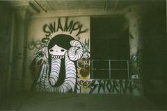 (_unfun) Tags: black abandoned film 35mm buildings graffiti bay slim area devil swampy