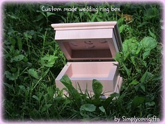 wedding ring box (simplycoolgifts) Tags: ringpillow ringbox weddingringbox weddingringpillowpicmonkeyappeditor