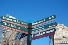 Battery Park (koborin) Tags: nyc newyorkcity travel ny newyork manhattan batterypark lowermanhattan