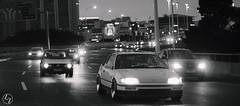 Bools Rollin Frontal (Lorenzo Lakay) Tags: cruise white car night honda low wheels capetown crx lorenzo rolling cpt encore stance encores lakay capestance