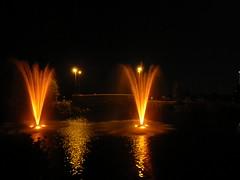 August 19 2013 Marina 11 (s.kosoris) Tags: bridge water fountain marina pentax fountains lakesuperior thunderbay thunderbaymarina wg1 skosoris pentaxoptiowg1