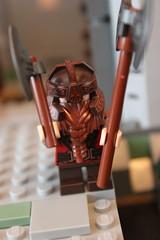 Gimli (Vik_O) Tags: lego lordoftherings fortress tolkien rohan middleearth thetwotowers battleofhelmsdeep rohirrim