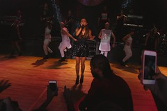 Ariana Grande (kylewright22) Tags: music baby way grande oak theater tour michigan detroit royal listening yours truly perfection sessions ariana