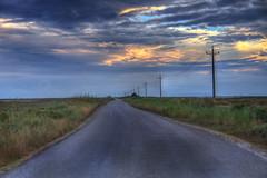 Carretera deltaica (christian&alicia) Tags: landscape nikon sigma delta natura catalonia catalunya 18200 hdr arros paisatge ebre catalogne d90 christianalicia