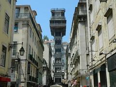LisbonObservationTower (www.rubenholthuijsen.nl) Tags: tower portugal observation lisboa lisbon 2013