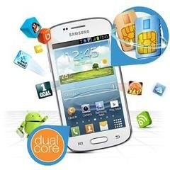 Samsung Galaxy Smartphone Dual Sim (Photo: dagkoopje on Flickr)
