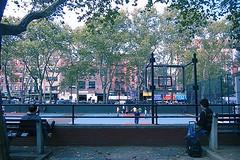 ParkDay (Street Witness) Tags: park street nyc les sarah photography scene roosevelt delano