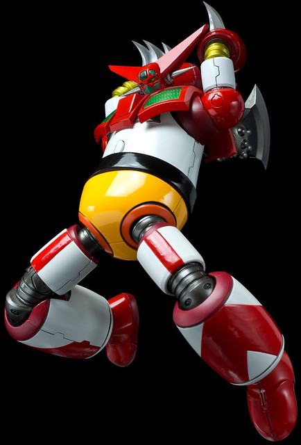 千值鍊 × T-REX - 蓋特1號 / ゲッター1