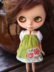 New adventures in dolly sewing!