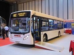 Cannon SLF bus (showtrac) Tags: cannon nec slf 2013