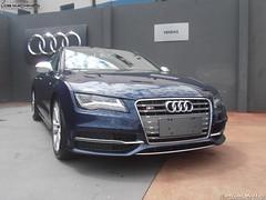 Audi S7 (Delfino Mattos) Tags: paran car brasil ensaio carro audi v8 londrina s7 automvel esportivo ciavena worldcars audicenterlondrina