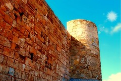 Fort Borj El K`bir-11 (Elisabeth Gaj) Tags: old travel history architecture tunisia djerba afryka houmtsouk elisabethgaj djerba2010 fortborjelkbir