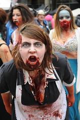 DSC_0198 (JiBs.) Tags: toronto canada halloween photo blood nikon zombie nikkor zombiewalk johnbauld