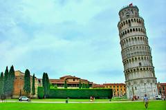Torre di Pisa (Cervusvir) Tags: italien italy italia torre pisa campanile tuscany toscana turm toscane italie toskana pendente schiefer