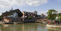 Thames Town (Roon & Beks) Tags: china thames town nikon shanghai quay copy 1024mm d7000